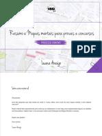 Processo Criativo - Resumos e Mapas Mentais Para Provas e Concursos