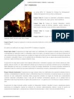 Clasificación de Fuegos y Riesgos - Contraincendio