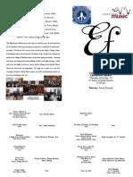 Elphinstone booklet