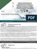 Diseño de plataforma móvil de aprendizaje para programas de pregrado.