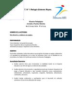 Muestra Pedagogica 2019 Carlos Ramos