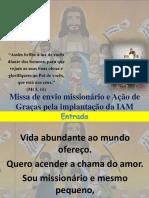 Missa Domingo IAM 3