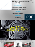 Motor Rotativo Revelo