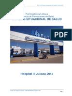 Asis Hospital III Juliaca 2015 Ultimo Anillado