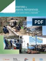 Comités de monitoreo y vigilancia ambiental participativos