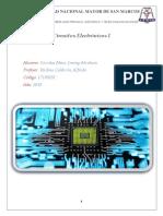 Circuitos Electrónicos I Lab Informe 09