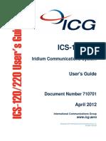 Manual ICS200