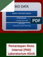 PMI Lab Klinik(Dr.hotmanSinaga,SpPK)