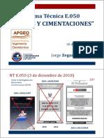 18.- 20190430 NTE.050-2018 - Jorge Zegarra Pellanne