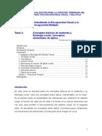 Conceptos Básicos de Anatomía y Fisiología ....