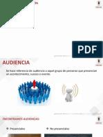Audiencia e Información Parcial