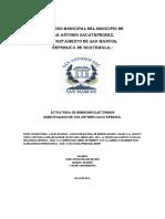 Estrategia de Gobierno Electronico, San Antonio Sac.