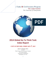 2014 Global Go To Think Tank Index Report.pdf