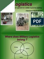 Military Logistics