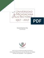 Sánchez Díaz - 2017 - La Universidad Michocana y sus Rectores.pdf