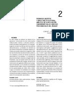 Primarias Abiertas y Doble Vuelta Electoral. Análisis de su Aplicación Concurrente en los Comicios Presidenciales del Uruguay