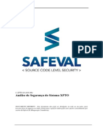 Exemplo Análise Safeval