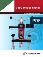 Hydrajaws Model 2000 Manual 2017