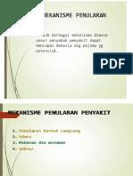 1 Mekanisme Penularan Penyakit