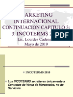 Incoterms Mkt Int 2019
