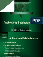 Antibióticos Betalactamicos-1