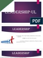 Leadership Ul
