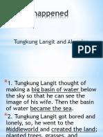 Quiz Tungkung Langit