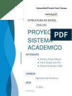 Sistema Academico de Notas 2