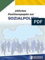 Freiheitliches Positionspapier - Soziales