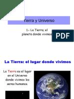 Tierra y Astronomia 1