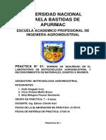 practica N° 01 de biotecnologia agroindustrial.