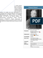 Edmund Husserl - EcuRed