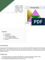 Fenomenología - EcuRed