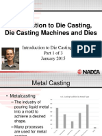 Die Casting Machines