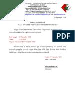 076 - Surat Panggilan Poin Keterlambatan