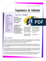 Cartilha Ergonômica do soldador