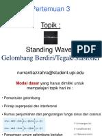 [Bahan Ajar PPL] P3 Gelombang Berjalan dan Stasioner.pptx
