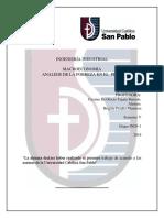 Análisis de la pobreza en el Peru