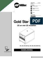 Miller Gold Star Series