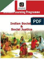 Indian Society & Social Justice