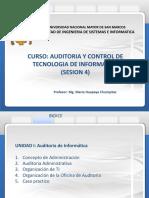 Auditoria y Control de Tecnologia de Informatica