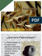 PALEONTOLOGÍA(1)