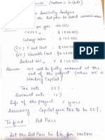 Solution to Bid Price Problem