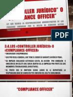 controller juridico complliance office