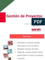 Gestion de Proyectos _conferencia 16.05