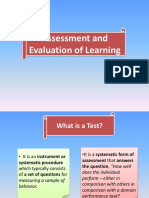 Let Review - 2 -Assessment - What is Test