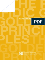 Golden Principles - FIDIC