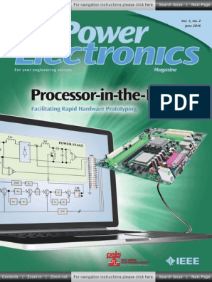 IEEE_20Power Electronics pdf | Institute Of Electrical And