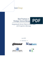 Aber - Best Practices in Strategic Service Management
