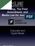 Trump First Amendment Media Law Tipsheet IRE19 (2)